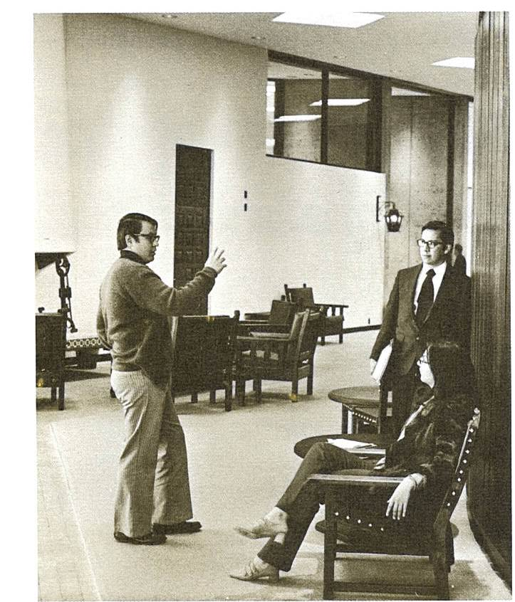 AILC brochure.1972.students